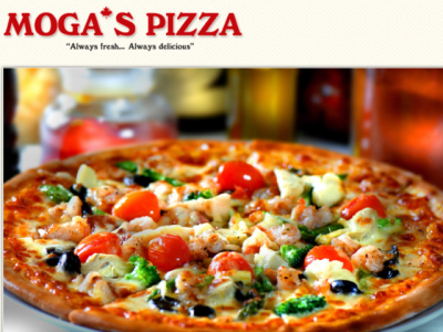 Moga's Pizza