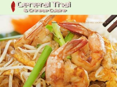 General Thai & Chinese Cuisine