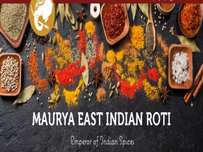 MAURYA EAST INDIAN ROTI - Liberty